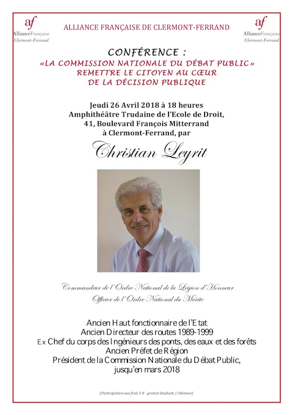 Affiche Alliance Christian Leyrit copie